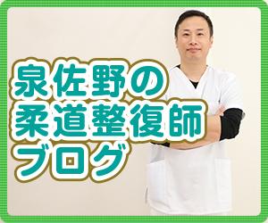 泉佐野の柔道整復師ブログ